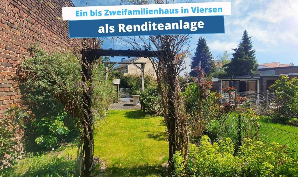Einfamilienhaus in Viersen kaufen