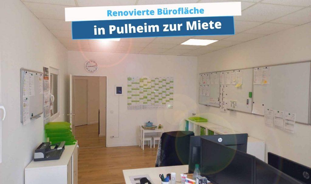 Büro Praxis in Pulheim mieten