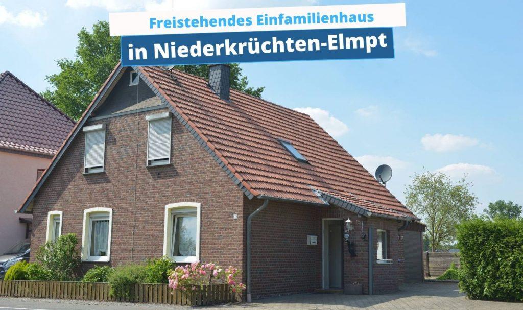 Haus zum Kauf in Elmpt