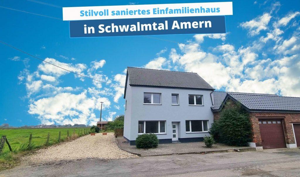 Haus mieten in Schwalmtal
